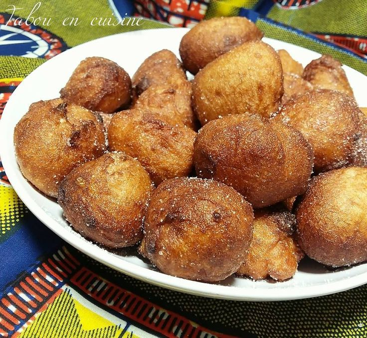Ces beignets sont très répandus en Afrique. Ils empruntent des noms différents mais la recette de base est la même. Froufrou au Mali, mikaté au Congo, puff puff... Ils pourraient même nous rappeler les fameux pets de nonne mais contrairement à ces beignets,...