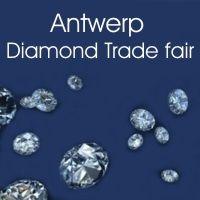 Antwerp Diamond Trade Fair  exhibition logo