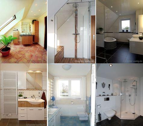 Počet nápadov na tému Bad Sanieren na Pintereste 17 najlepších - küche mit dachschräge planen
