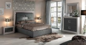 Made in Spain Quality Elite Modern Bedroom Sets with Extra Storage