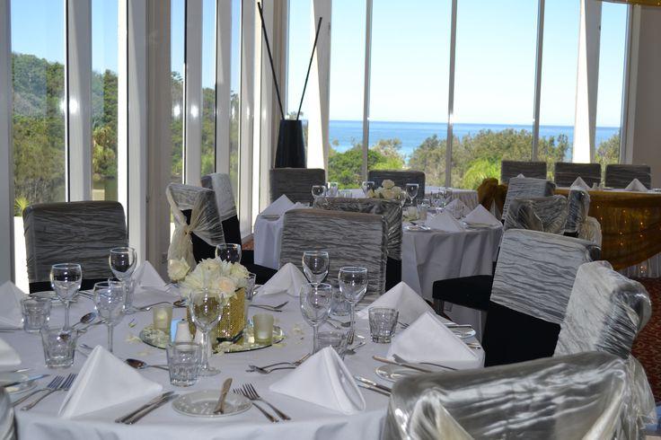 Opal Cove Resort - Wedding Reception in Opals Ocean View Function Room