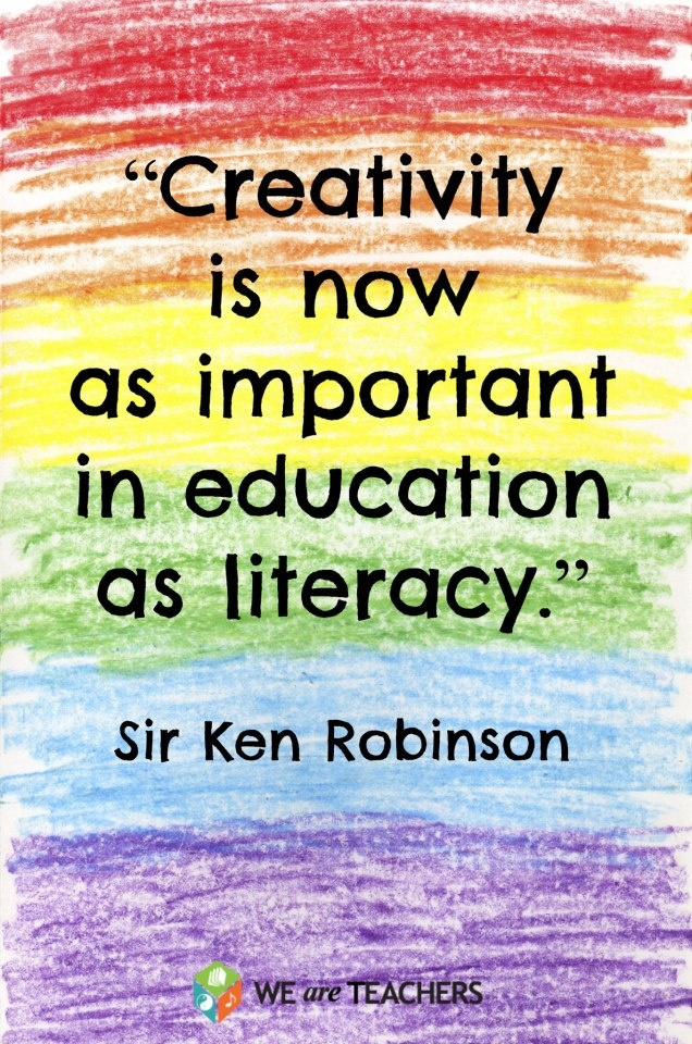 Sir Ken Robinson on the importance of creativity in