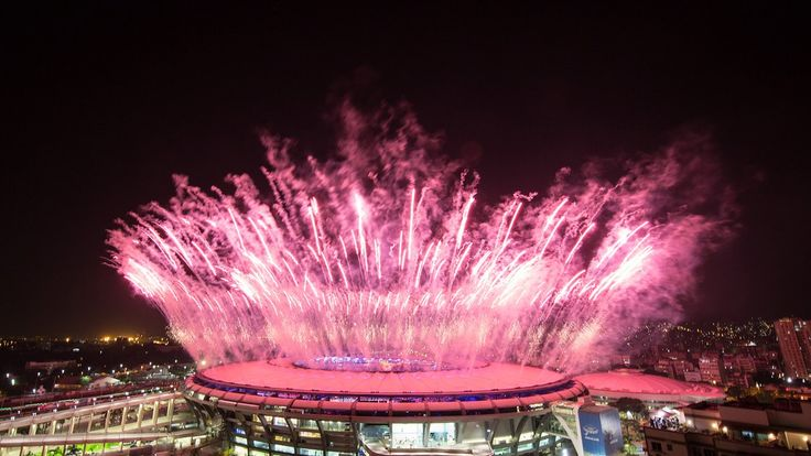 Though it didn't fix any of Rio's problems, Friday night's opening ceremony managed to feel celebratory.