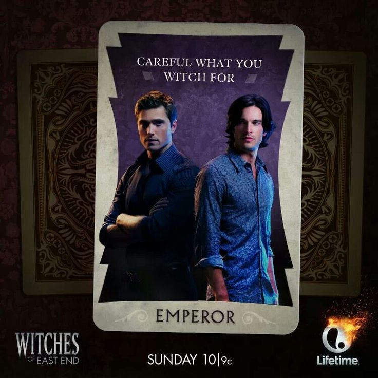 Top 171 ideas about Witches of East End on Pinterest ...