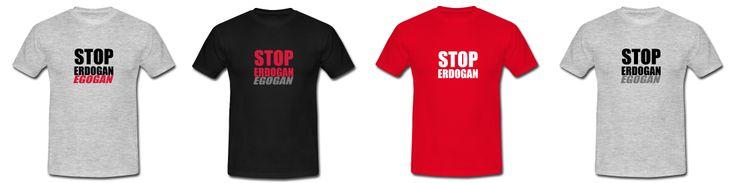 Stop Erdogan Turkey | Freedom of Speech - Human Rights - Woman Rights | Act now get the shirts here: http://bembeltown.spreadshirt.de/stop-erdogan-turkey-tuerkei-A105774629 | #Erdoğan #Türkei #Turkey #Erdogan #Dictator #Diktator #HumanRightswatch #FreeSpeech #HumanRights #WomanRights #Menschenrechte #Cencorship #Zensur #Polizeistaat #Totalitär