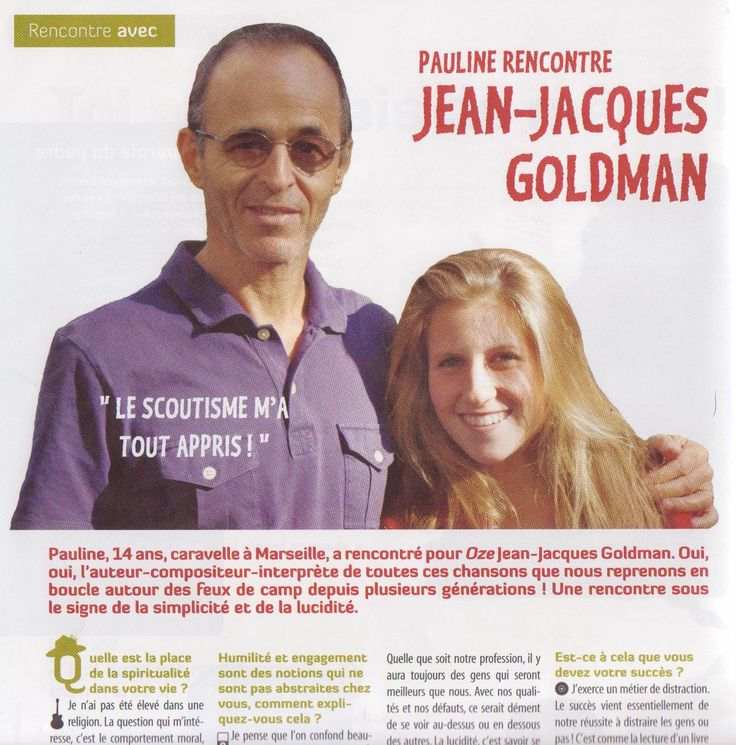 Jean Jacques Goldman · Wig