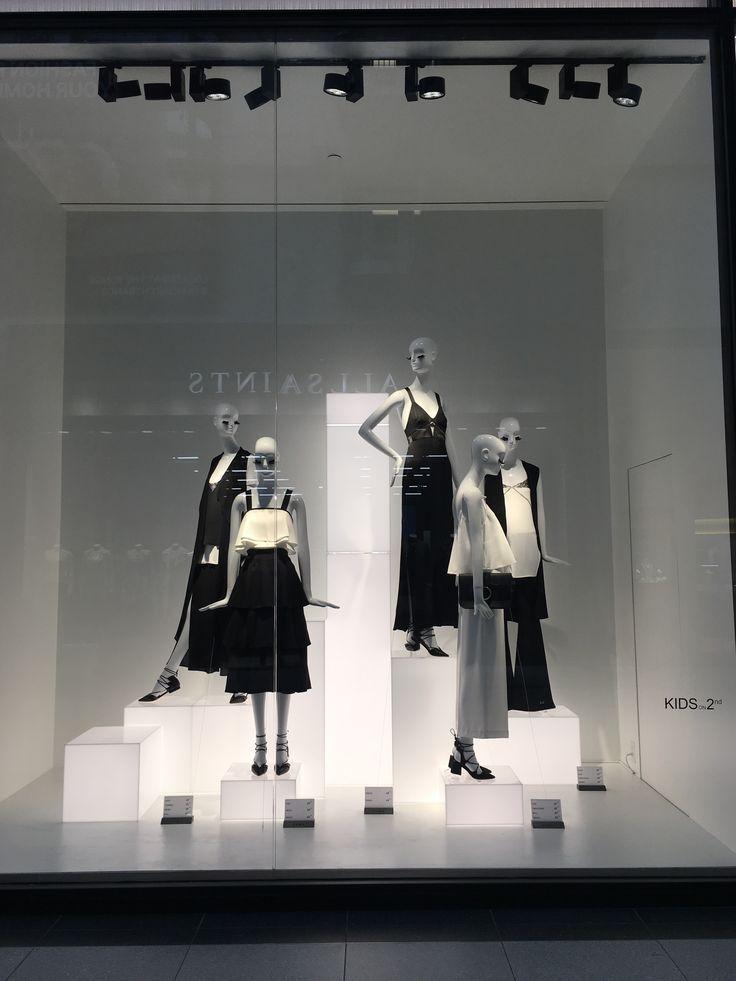 Zara Торонто Vitrines De Lojas