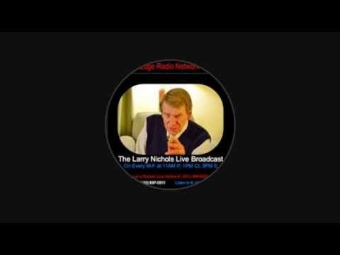 Nichols Live: Former Clinton Insider w/ Pastor Ernie Sanders (July 26th, 2016) - YouTube