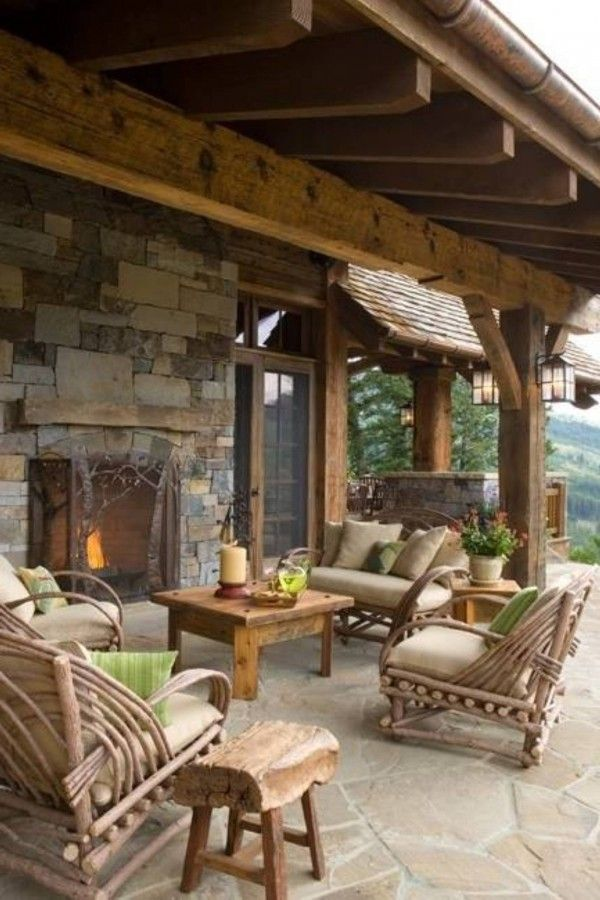 Clever exterior stone wall design ideas #KBHomes