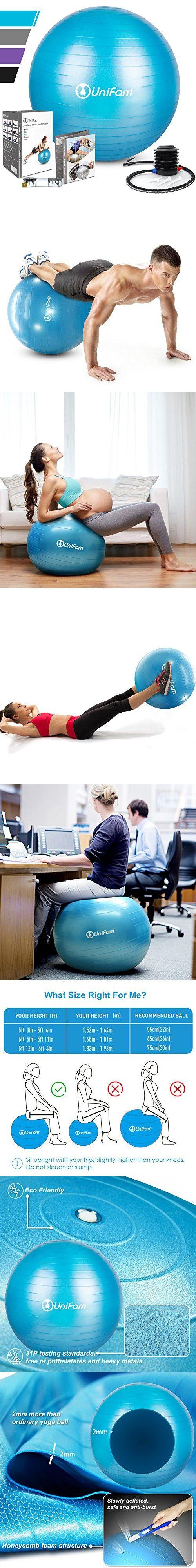 1444 best Yoga Ball images on Pinterest