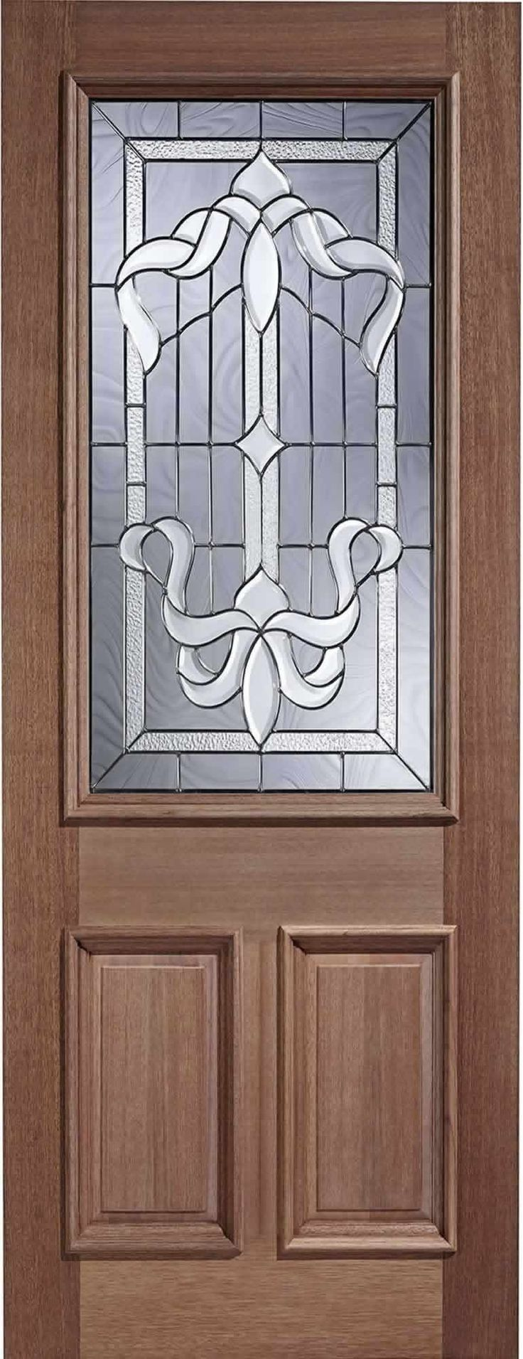 Cleveland Triple Glazed Hardwood External Doors