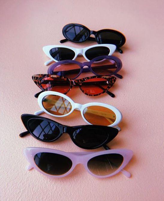 19ed3b815 Retorno da MODA RETRÔ? | - Sunnies - | Óculos retrô, Óculos ...