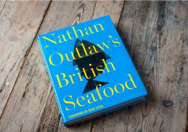Signed copy of Nathan Outlaw's British Seafood