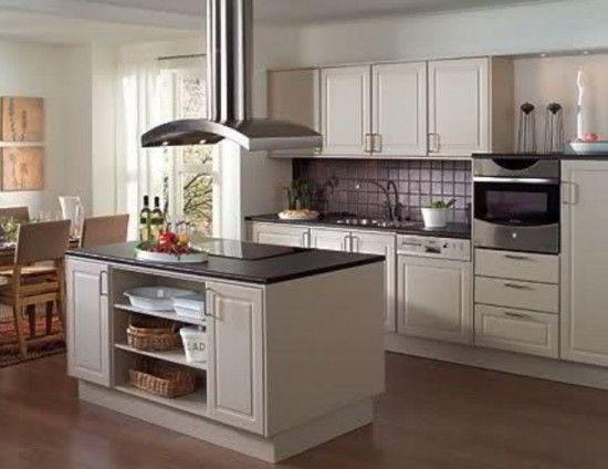 White Small Kitchen Island Design Joe Pinterest