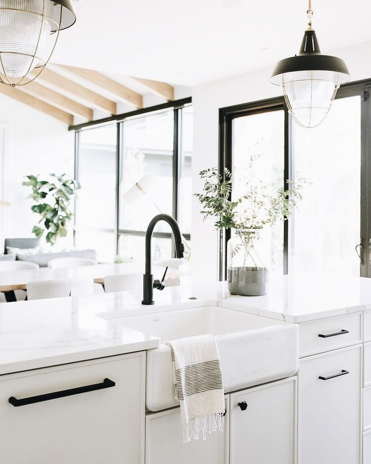Use unique lighting throughout the house