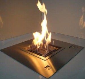Bruleur bio ethanol télécommandé BC50 http://www.a-fireplace.com/fr/bruleur-ethanol/