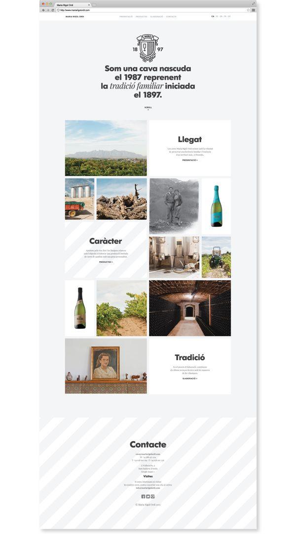 Web Ui Design  Media Design  Graphic Design  Spanish Design  Design Agency   Web Layout  Interactive Design  Website Designs  Restaurant Ideas. 30 best D E S I G N   U I images on Pinterest   Website designs
