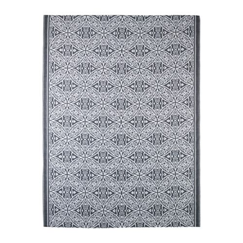 $34.99 OUTDOOR IKEA - SOMMAR 2016, Rug, flatwoven, The rug is perfect for outdoor use since it is made to withstand rain, sun, snow and dirt.If the rug gets dirty, you can wipe it or hose it down and hang it up to dry.