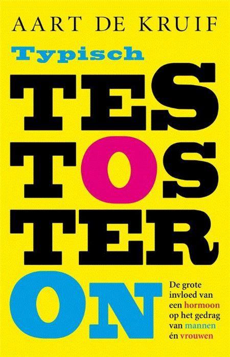 Typisch testosteron  De meeste mannen zijn zich totaal niet bewust van de belangrijke rol die testosteron in hun leven speelt Welke invloed heeft het hormoon testosteron op het gedrag van mannen én vrouwen? Volgens Aart de Kruif is die invloed vele malen groter dan we al vermoedden. Hij deed jarenlang onderzoek naar gedrag bij dieren en raakte gefascineerd door de grote overeenkomsten tussen dierlijk en menselijk gedrag met name wat betreft de werking van dit ene hormoon. De Kruif stelt op…