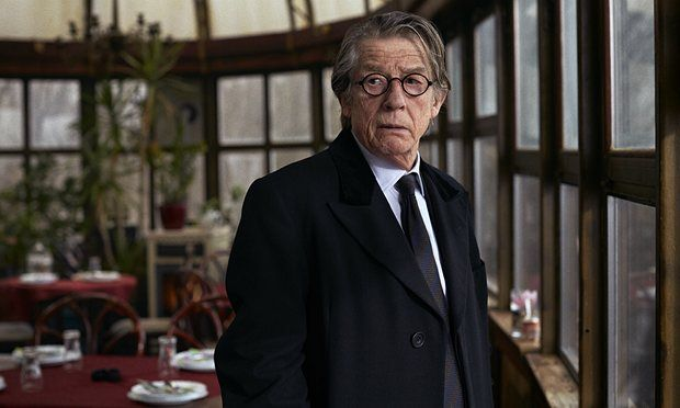 John Hurt joins Lenny McLean biopic My Name Is Lenny