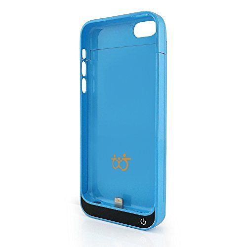 For Apple Iphone 5C 5S 2200mAh External Rechargeable Spare Backup Extended…