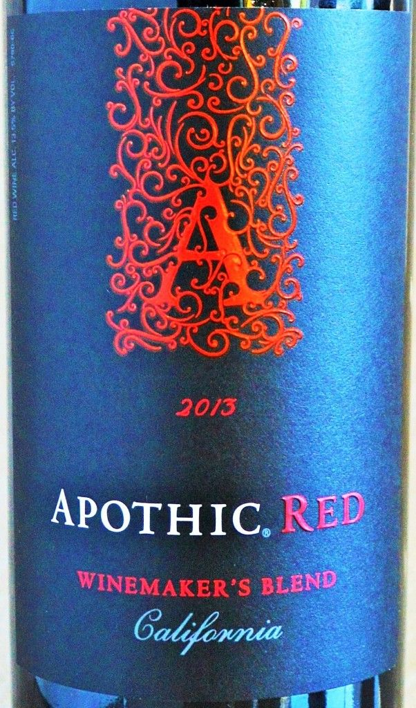 Apothic Red Wine | Top Red Blends under $10 | Reviewed by @TheFermtdFruit