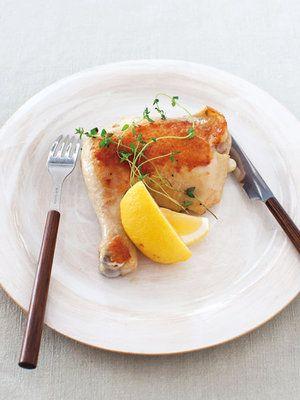 【ELLE gourmet】鶏もも肉のコンフィ[煮]レシピ|エル・オンライン