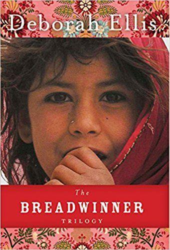 The Breadwinner by Deborah Ellis An eye-opener to childhood. Now also in theatres