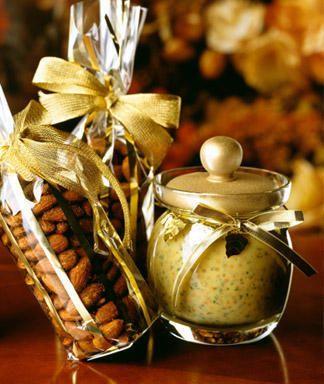 Cadeaux gourmands...