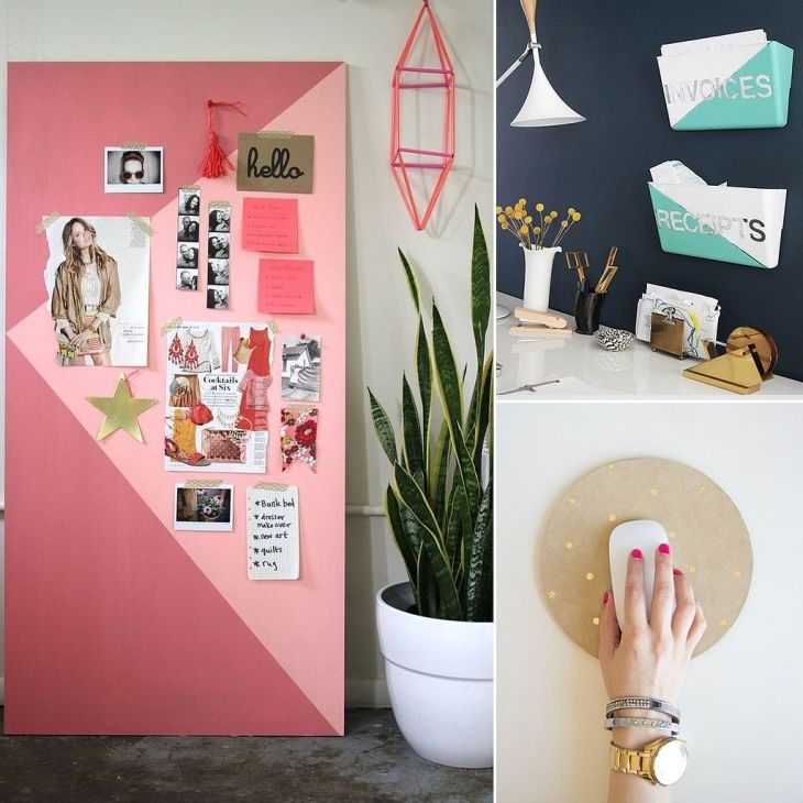 diy decorating projects on a budget office - Diy Office Decor