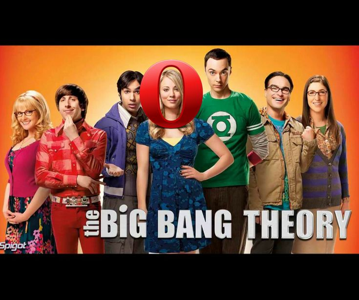 What if Web Browsers Were Comedy TV Shows?  Big Bang Theory Opera