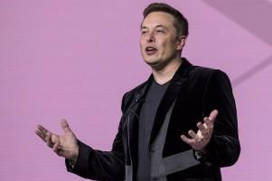 First passengers on SpaceX rockets must be 'brave': Musk