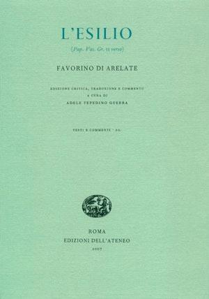 En el siglo II, en contra de los cultivadores de la fisignómica, existían autores como JC. Favorino de Arelate o de Arles que criticaban la correlación absoluta entre deformidad y pasiones bajas.
