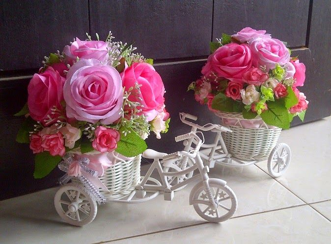 Pondok Dahar Lauk Jogja: Bunga Rangkai Kecil Tabletop @ Lauk Jogja (Small T...