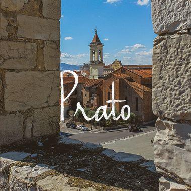 A cidade de Prato fica pertinho de Florença, na Toscana, mas é praticamente desconhecida para a maioria dos turistas. Confira as fotos!