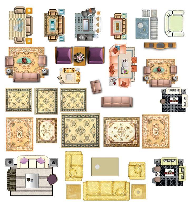 ★Over 20000+ Interior Design PSD Blocks Bundle