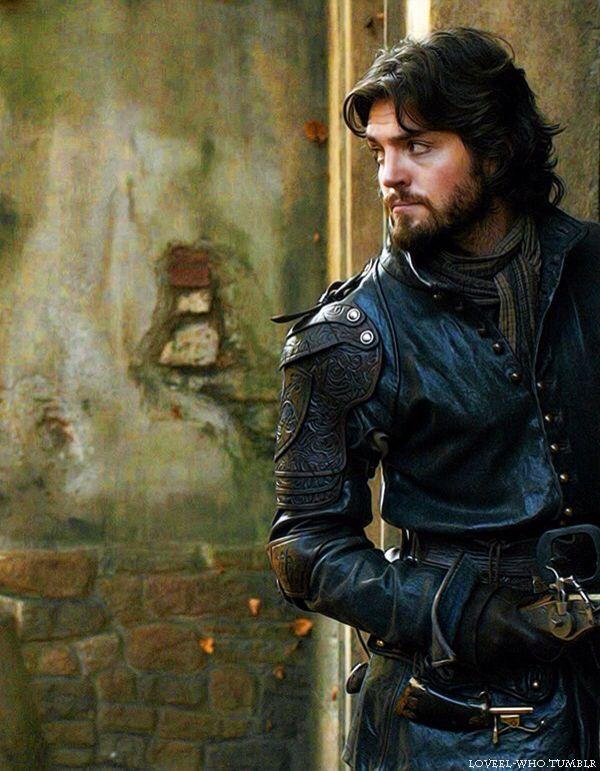 The Musketeers - Team Athos woo