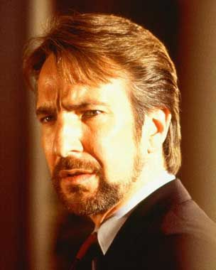 Not really Bill Clay. Alan Rickman will forever be Hans Gruber. Not really Asian Dawn, either.