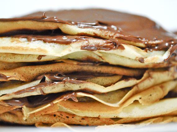 17 migliori immagini su Crepes e Pancakes su Pinterest ...