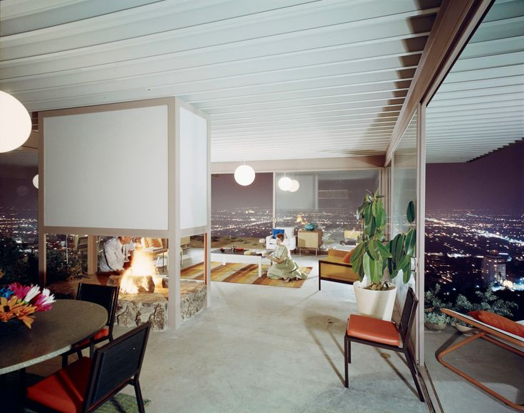 For Home Sweet One Of The Stahl Sons Shares Memories From Case Study House In Los Angeles Designed By Architect Pierre Koenig