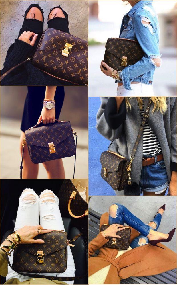 BOLSA DESEJO: MÉTIS, DA LOUIS VUITTON - Fashionismo
