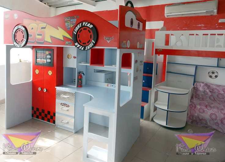 85 best images about literas juveniles ahorradoras de for Recamaras infantiles para ninos