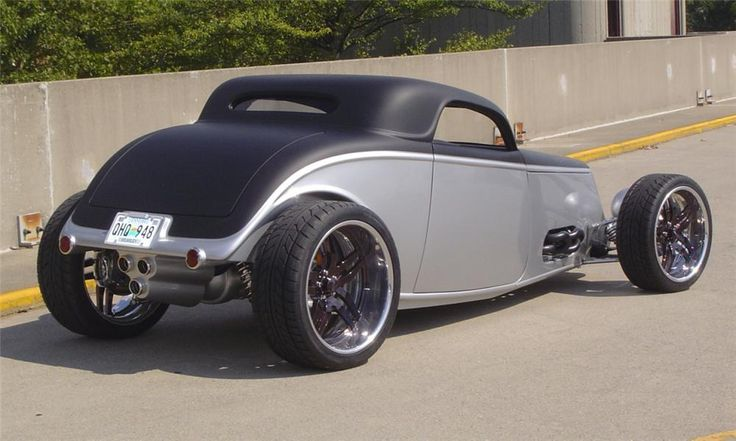 1933 FORD CUSTOM 3 WINDOW COUPE SPEEDSTAR - Barrett-Jackson Auction Company - World's Greatest Collector Car Auctions