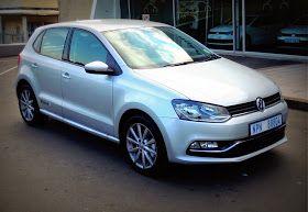 DriveZA: 2014 Volkswagen Polo 1.2 TSI Highline DSG
