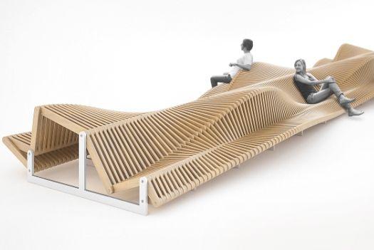 """uiliuili"" is a unique urban furniture concept designed by Piotr Zuraw Architekt…"