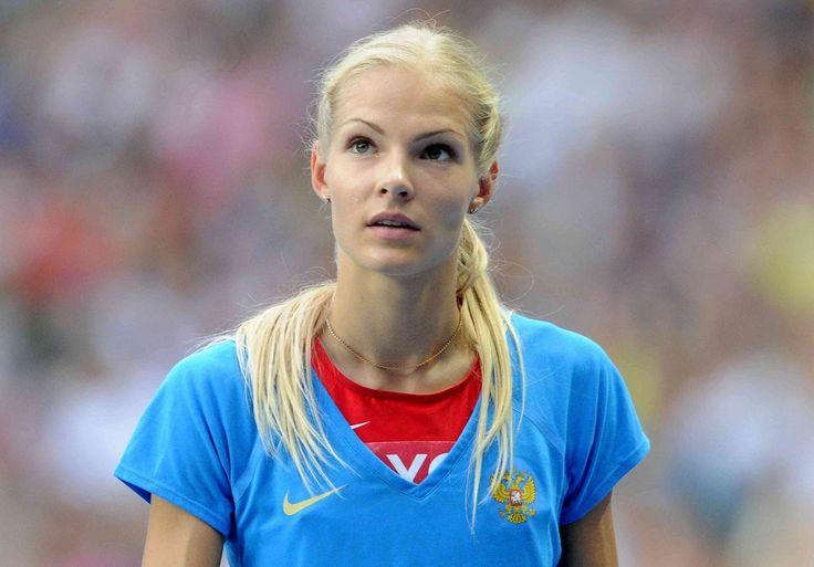 21 best athletes images on Pinterest | Beautiful women ... Darya Klishina Wallpaper