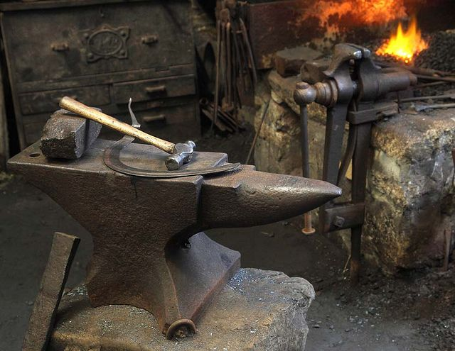 Blacksmith Tools | 7992189329_7c0463d965_z.jpg