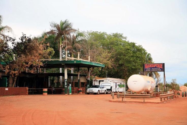 W-Australien Sandfire Roadhouse
