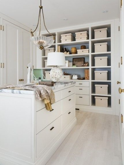 Chic Closets & Dressing Rooms