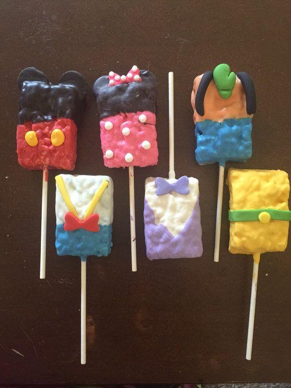 521 best cakepops y rice krispie images on Pinterest Rice